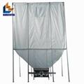 30m3 corn  big bag container grain storage silo