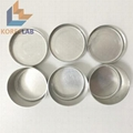 Soil Sample Measuring Containers Moisture Free Aluminium Box Weighing laboratory