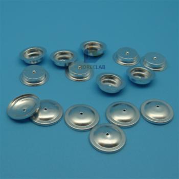 For calorimeter differential scanning calorimeter Aluminum crucible of DSC 5