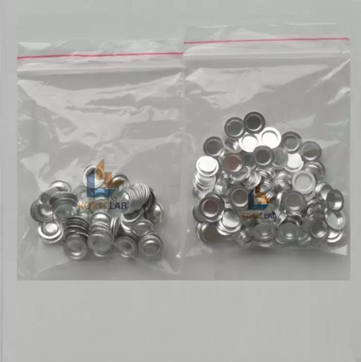 For calorimeter differential scanning calorimeter Aluminum crucible of DSC 3