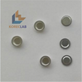 Aluminum crucible Thermal analysis testing of STA DTA DSC