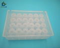 Laboratory consumable 24 well elution plates for kingfisher Flex PCR magnets nuc