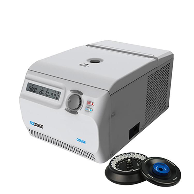 臺式高速微量冷凍離心機 4