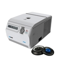 Lab Equipment Desktop High Speed DC Brushless Motor Refrigerated Centrifuge 4