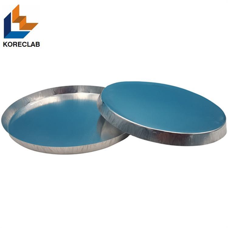 光壁平底铝箔称量皿 55ml