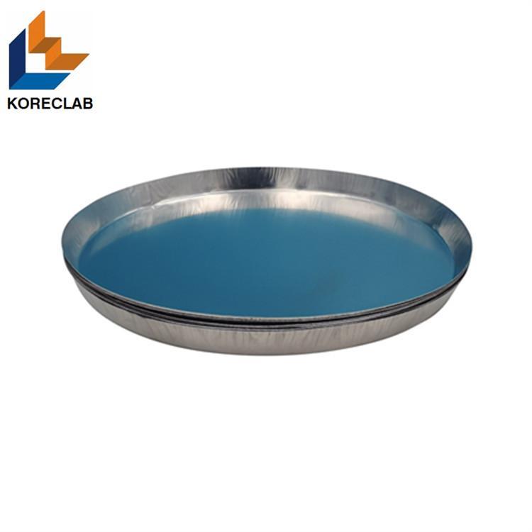 OD 102mm Aluminum Round Weighing Pan/Dish 1