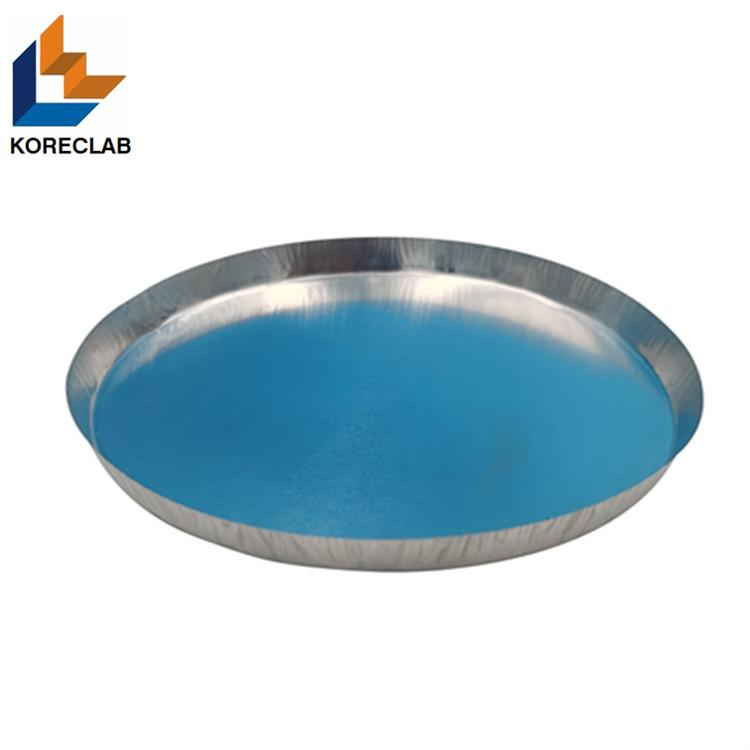 60ml 圓形淺底鋁箔稱量盤 2