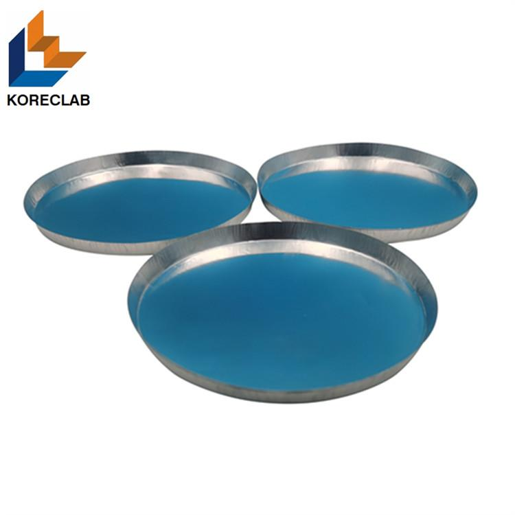 OD 102mm Aluminum Round Weighing Pan/Dish 4