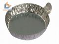 80ml lab supply with tab round aluminum