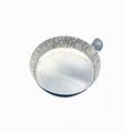 帶手柄鋁制稱量盤 鋁箔稱量盤 稱量盤 稱量皿 大號 3