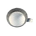帶手柄鋁制實驗稱量盤 鋁箔稱量盤 稱量盤 稱量皿 小號 100只/包 4