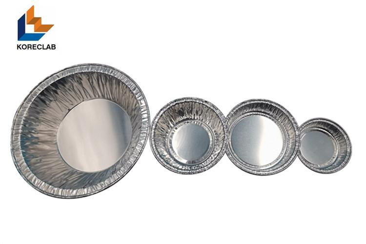 70ml 通用一次性鋁制稱量盤 5