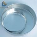 Aluminum weighing moisture drying pan
