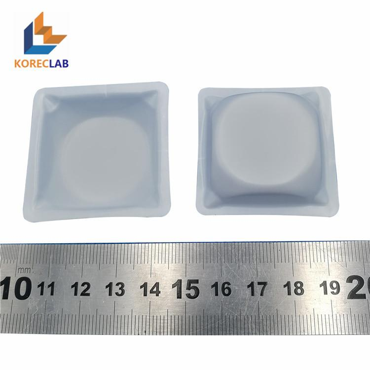 Laboratory Digital Weighing Scale Plastic Square Large Size Weighing Boats 2