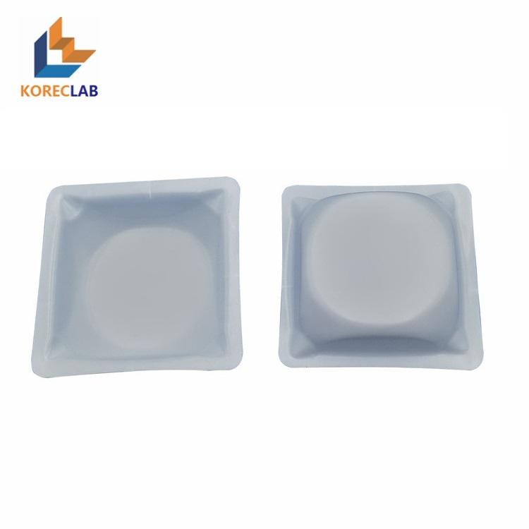 Laboratory Digital Weighing Scale Plastic Square Large Size Weighing Boats 3