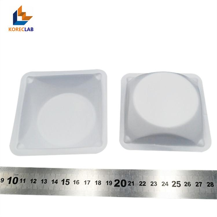 Laboratory Digital Weighing Scale Plastic Square Large Size Weighing Boats 5
