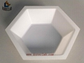 20ml Small Size Hexagonal Labware Scale Weighing Dish