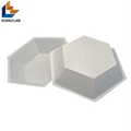 Hexagonal Plastic Weighing Dishes Weighing Boats 4