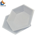 六方形塑料稱量皿 稱量碟 稱量舟 5
