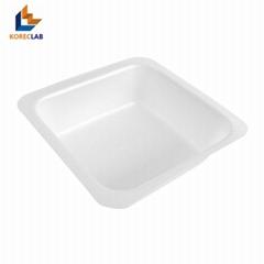 10ml 正四方形塑料稱量皿 稱量碟 稱量舟