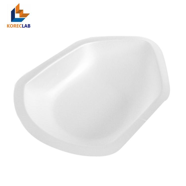 140ML medium size antistatic polystyrene weighing boat 1