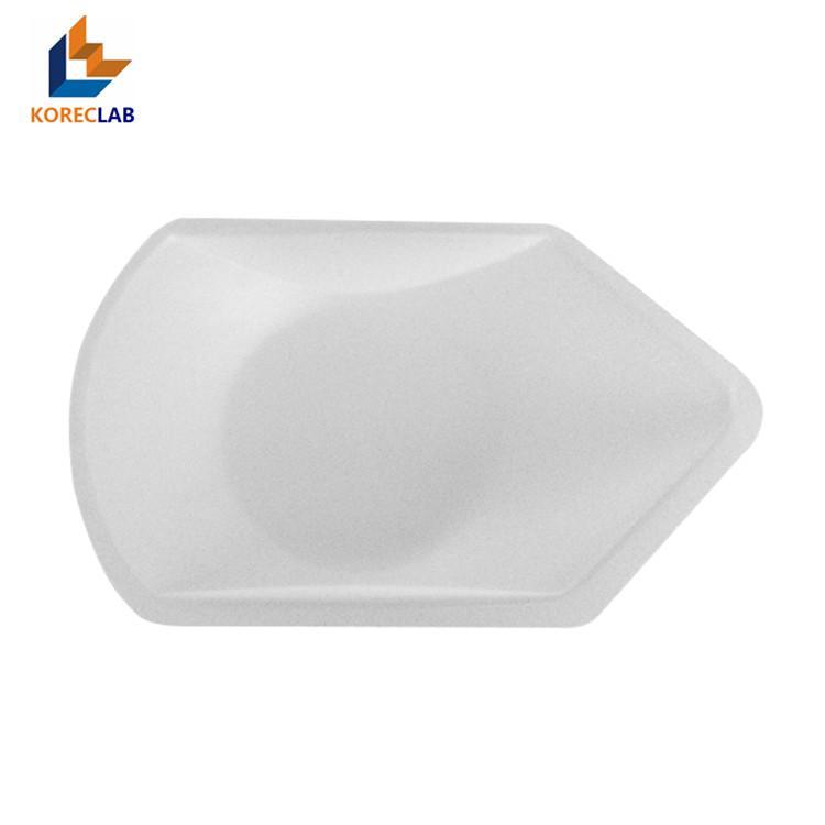 140ML medium size antistatic polystyrene weighing boat 2
