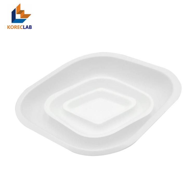 100ml 菱形塑料稱量皿 稱量碟 稱量舟 3