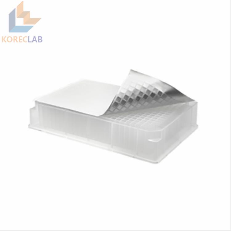 laboratory lab supplies aluminum foil heat sealing film PCR plate sealing film 6
