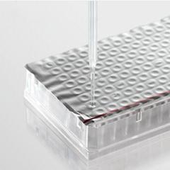 laboratory lab supplies aluminum foil heat sealing film PCR plate sealing film (Hot Product - 1*)