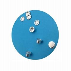Aluminum crucible 100ul without PIN aluminium crucible for toledo DSC thermal an