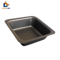 Small Medium large size Black Antistatic Plastic Weighing Dishes or Boats 3