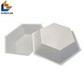 20ml 六方形塑料稱量皿 稱量碟 稱量舟 3
