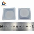 100ml 方形帶導流槽塑料稱量皿 2