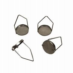 Platinum Sample Pans for TA Instrumen