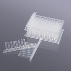Lab Supplies 8 Strip Tip Comb for RNa Plate Extraction Nucleic Acid