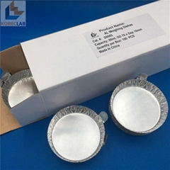 With Tab Aluminum Weighing Scale Dishes/ Boats