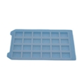 24 Square Well PCR Plate Silicone