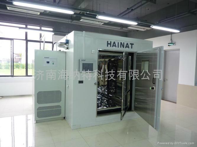 DWH-5型VOC及甲醛释放量检测气候室