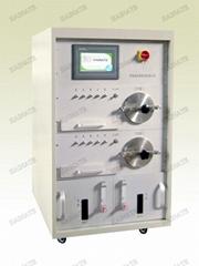 QCH-2D氣體分析法人造板甲醛測試儀(雙氣室)