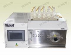 氣體分析法人造板甲醛測試儀