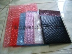 南京紅色氣泡袋