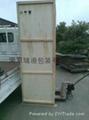 南京配電櫃木包裝箱 3
