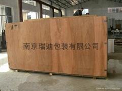 南京大型設備包裝箱