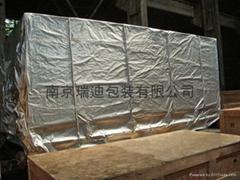 南京大型設備真空包裝箱