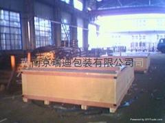 南京大型設備出口包裝箱