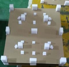 南京EPE珍珠棉纸板粘合包装