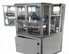 6工位旋转式纸塑包装机