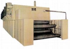 BG18系列喷气式钢带单板干燥机