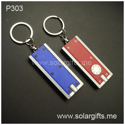 advertising led flashlight keychain  P303 1