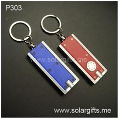 advertising led flashlight keychain  P303
